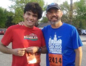 Kalamazoo Half Marathon - May 8, 2016