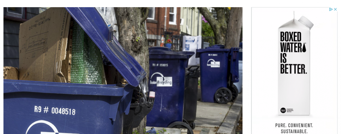 Article: Boston's bid for zero waste: when less really is more
