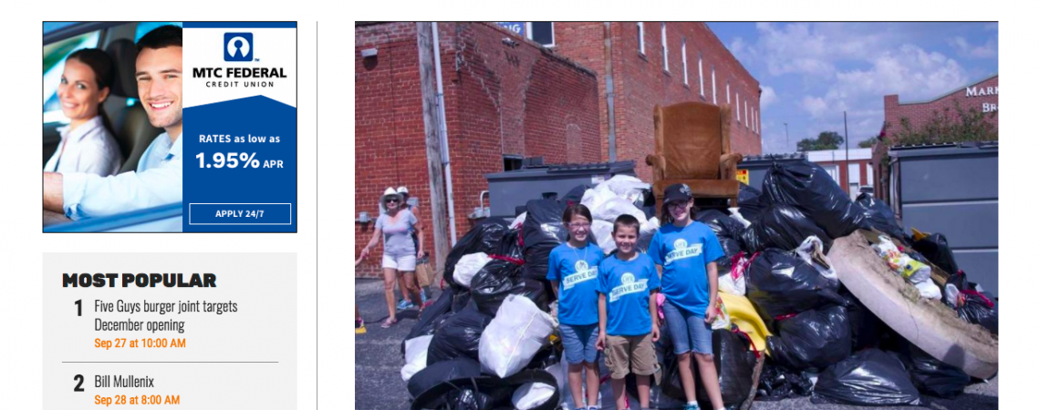 Three Groups Cleaning up Their Communities and Parks