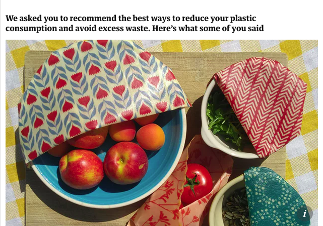 How to Live Plastic-Free Tips